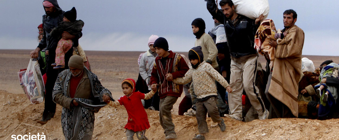 SIRIA: ONU, OLTRE 4 MLN RIFUGIATI ENTRO IL 2014