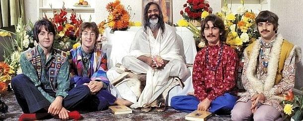 Beatles india